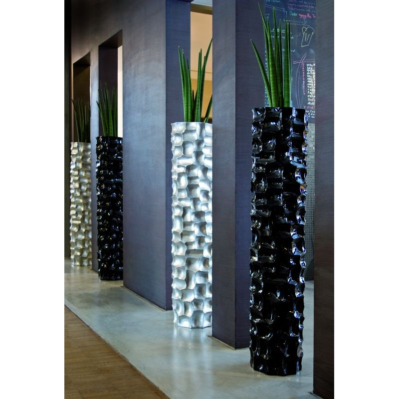 bodenvase mosaic column von fleur ami g nstig online. Black Bedroom Furniture Sets. Home Design Ideas