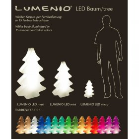 Lumenio LED mini, 82 cm