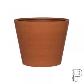 Pflanzkübel Bucket S orange Ø 50 H 40